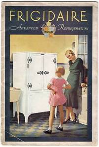 An American Advertisement for Frigidaire